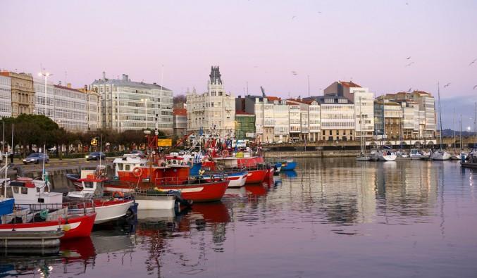 Avenida-La Marina_-A Coruña_ (Foto Rafa Pérez 2012)