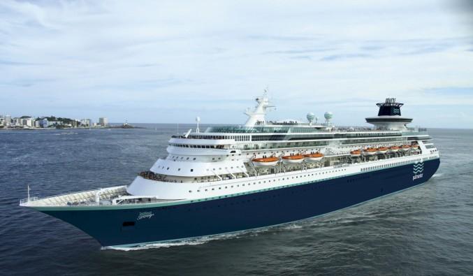 Imagen del Barco de cruceros Sovereign de Pullmantur Cruises