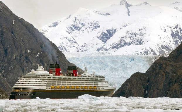 Crucero de Disney Cruises por Alaska