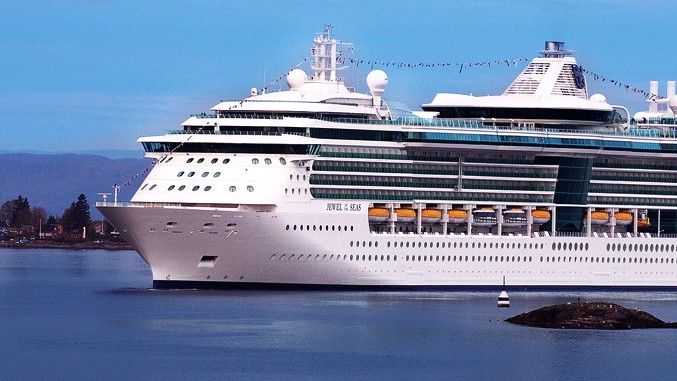 Barco Jewel of the Seas de Royal Caribbean