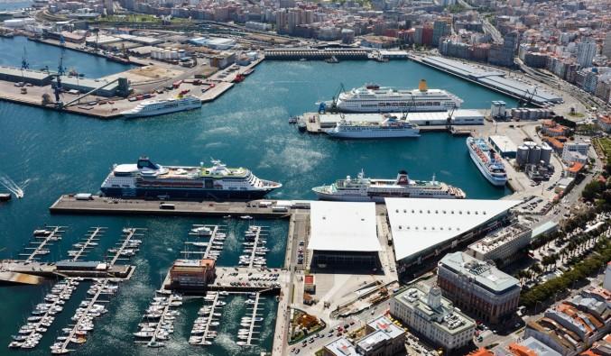 puerto-A-Coruña