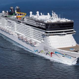 Barco Norwegian Epic de la naviera Norwegian Cruise Line