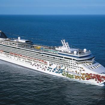 Barco Norwegian Gem de la naviera Norwegian Cruise Line