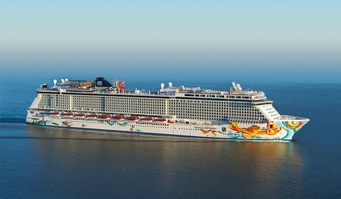 Barco Norwegian Getaway de la naviera Norwegian Cruise Line