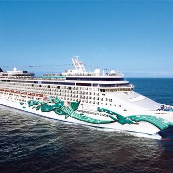 Barco Norwegian Jade de la naviera Norwegian Cruise Line
