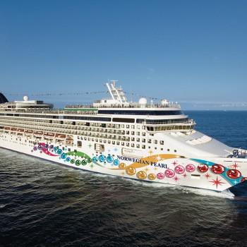 Barco Norwegian Pearl de la naviera Norwegian Cruise Line