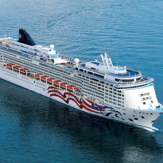 Barco Pride of America de la naviera Norwegian Cruise Line