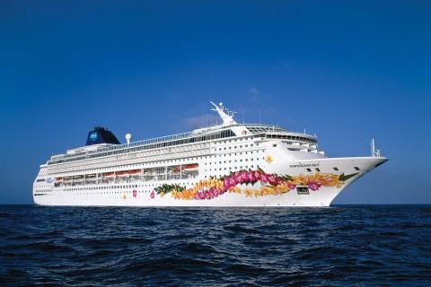 Barco Norwegian Sky de Norwegian Cruise Line
