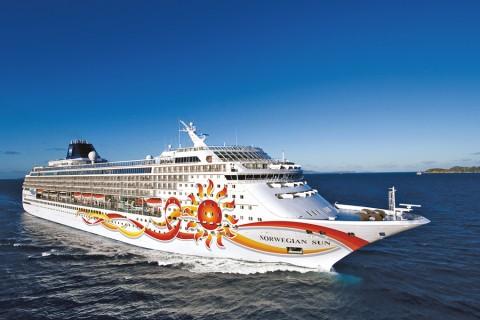Barco Norwegian Sun de la naviera Norwegian Cruise Line