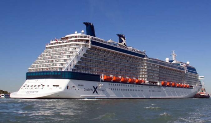Barco Celebrity Silhouete de la naviera Celebrity Cruises