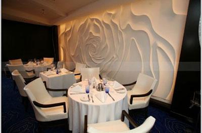 Imagen de un Restaurante del barco Celebrity Silhouette