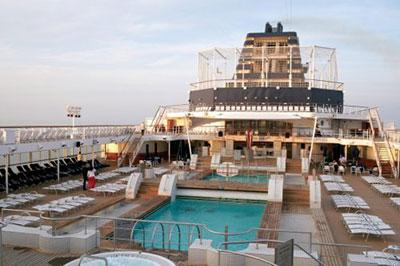 Imagen de una Piscina del barco Celebrity Century