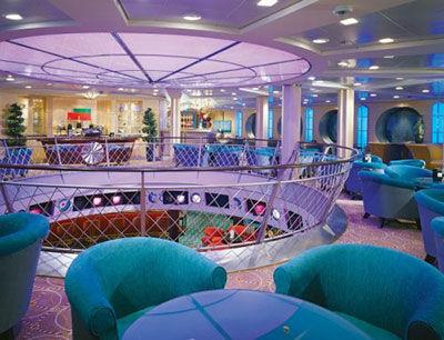 Imagen de un Salón del barco Celebrity Constellation