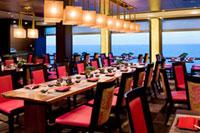 Imagen del Restaurante Silk Harvest del barco Celebrity Equinox