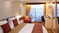 Imagen de un Camarote con balcón del barco Celebrity Millennium