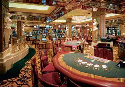 Imagen del Casino del barco Celebrity Summit