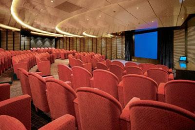 Imagen del Cine del barco Celebrity Summit