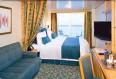 Imagen de un Camarote con balcón del barco de cruceros Adventure of the Seas de Royal Caribbean