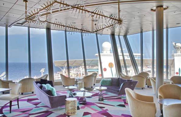 Imagen de un Salón del barco Allure of the Seas
