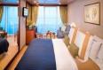 Imagen de un Camarote con balcón del barco Amazara Journey