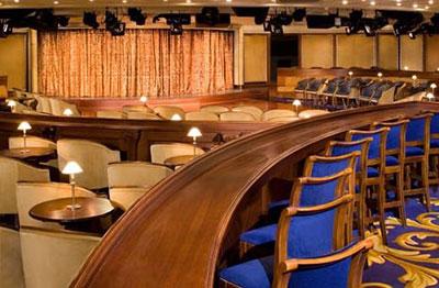 Imagen del Teatro del barco Amazara Journey