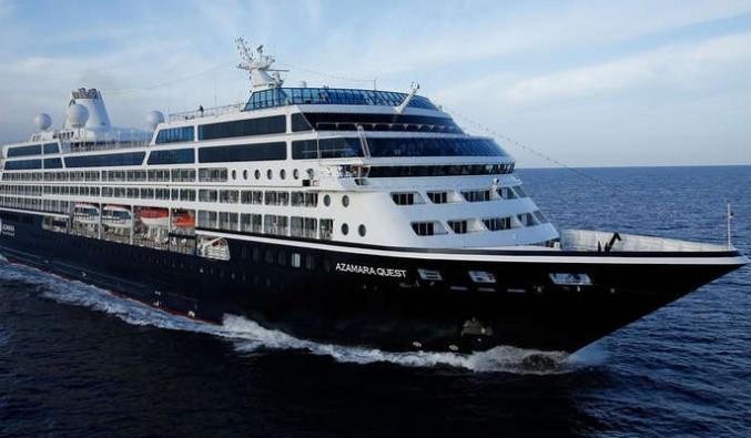 Barco de cruceros Azamara Quest