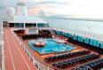 Imagen de la Piscina del barco Azamara Quest