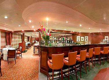 Imagen de un Restaurante del barco Azamara Quest