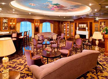 Imagen de un Salón del barco Azamara Quest