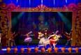 Imagen de un Espectáculo Disney del barco Disney Fantasy