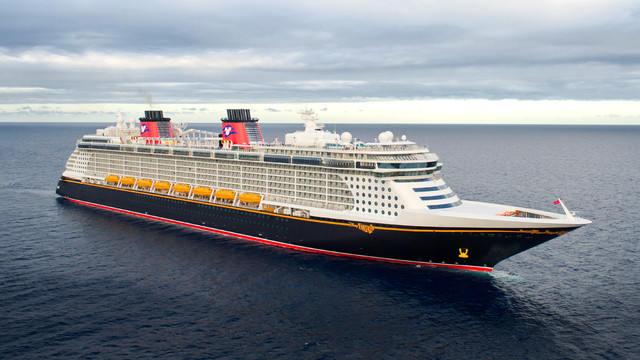 Imagen del Barco de cruceros Disney Fantasy