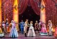 Imagen de un Espectáculo Disney del barco Disney Magic