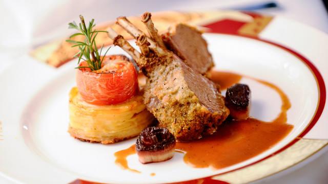 Imagen de la Gastronomía del barco Disney Wonder