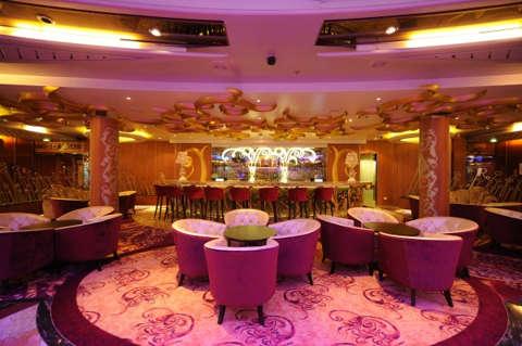 Imagen de un Bar del barco Legend of the Seas