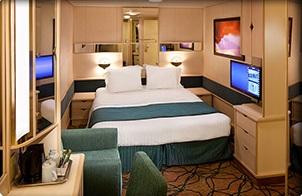 Imagen de un Camarote interior del barco Legend of the Seas