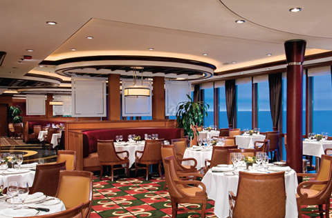 Imagen del Restaurante Chops Grille del barco Legend of the Seas