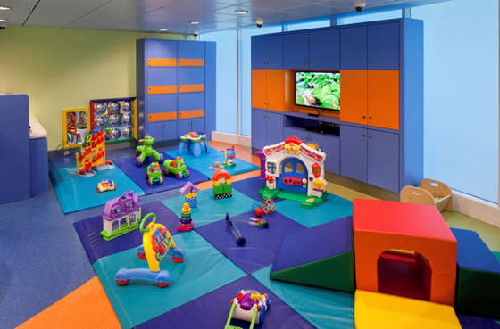 Imagen de una Zona infantil del barco Legend of the Seas