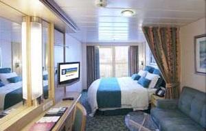 Imagen de un Camarote con balcón Cubierta del barco Liberty of the Seas