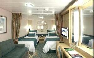 Imagen de un Camarote interior Cubierta del barco Liberty of the Seas