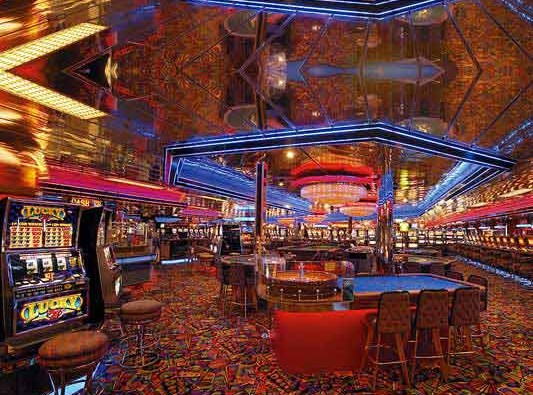 Imagen del Casino del barco Majesty of the Seas