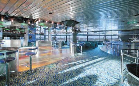 Imagen del Salón Toes del barco Majesty of the Seas