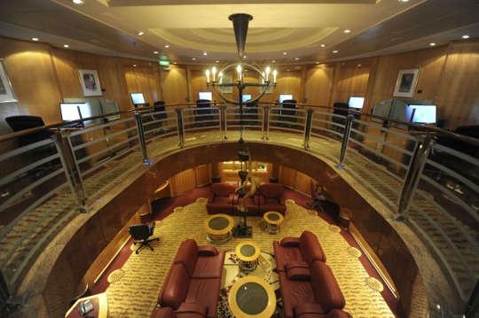 Imagen del Punto de Internet del barco Mariner of the Seas