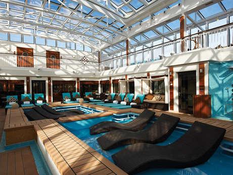 Imagen del Solarium del barco Breakaway de Norwegian Cruise Line