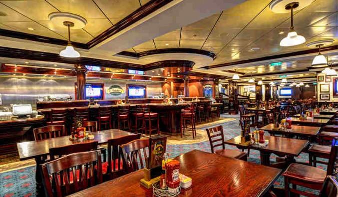 Imagen del Restaurante OSheehans del barco Norwegian Getaway