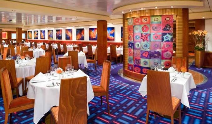 Imagen del Restaurante Alizar del barco Norwegian Jade