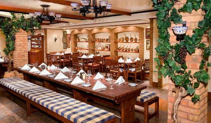 Imagen del Restaurante italiano Papas del barco Norwegian Jade