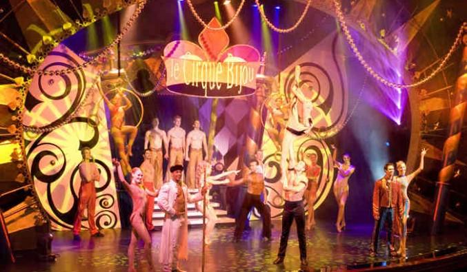 Imagen del Teatro del barco Norwegian Jewel