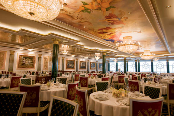 Imagen del Restaurante Summer Palace del barco Norwegian Pearl