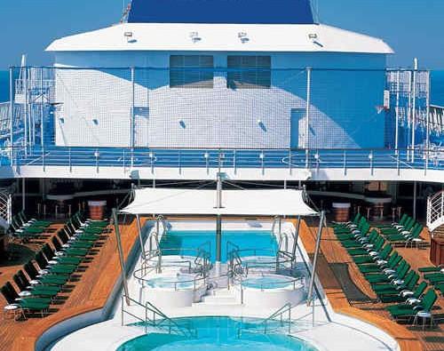 Imagen de una Piscina del barco Norwegian Sun