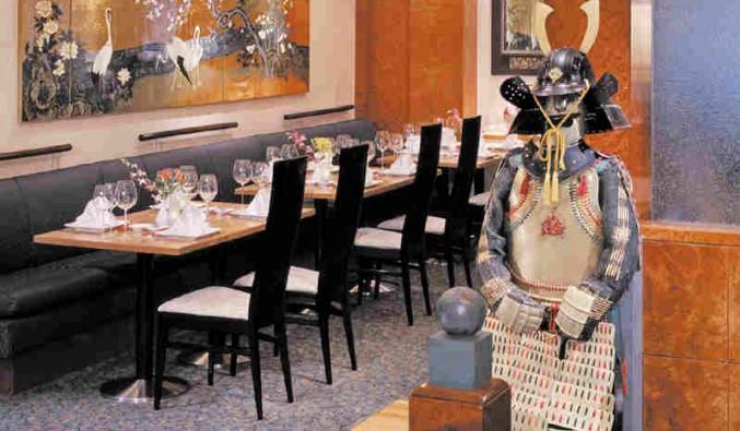 Imagen del Restaurante asiático Shogun del barco Norwegian Spirit